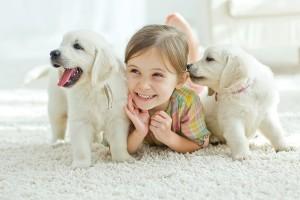 Mamo, ja chcę pieska! – czyli jak nauczyć dziecko opieki nad zwierzętami
