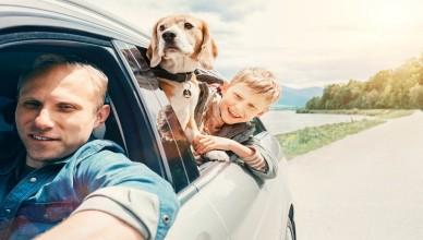 Rodzinne wyjazdy z pupilem czy bez?