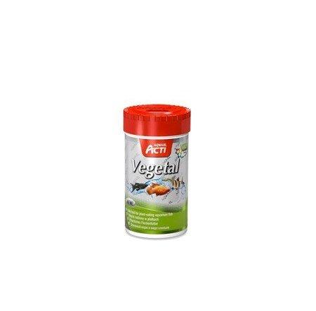 AQUA EL Acti Vegetal - pokarm płatkowany dla ryb roślinożernych