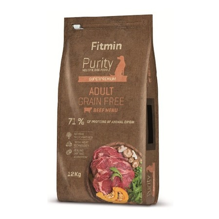 FITMIN Purity GF Adult Beef