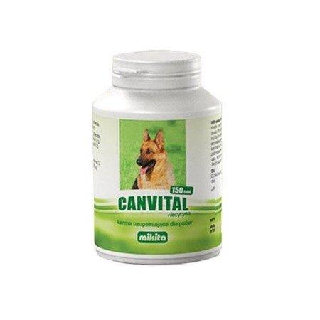 MIKITA Canvital + lecytyna - preparat kondycyjny dla psów