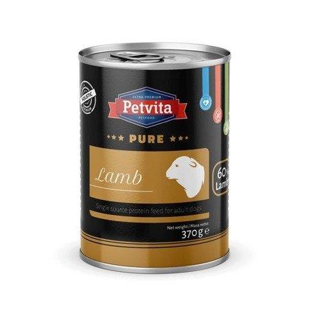PETVITA Pure Adult karma hipoalergiczna z jagnięciną