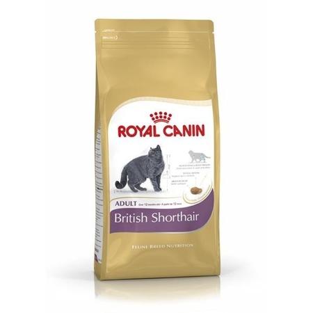 ROYAL CANIN British Shorthair Adult - karma dla dorosłych kotów rasy brytyjskiej