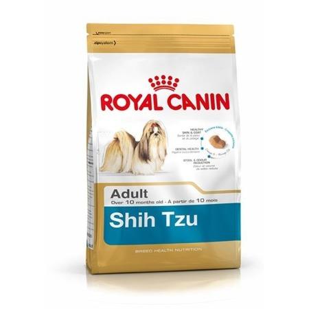 ROYAL CANIN Shih Tzu - karma dla psów rasy Shih tzu