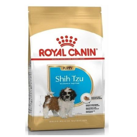 ROYAL CANIN Shih Tzu Puppy- karma dla młodych psów rasy Shih tzu
