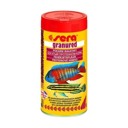 SERA Granured - pokarm granulowany dla ryb