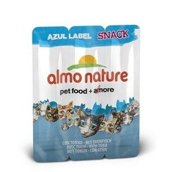 ALMO NATURE Azul Label Snack - tuńczyk 18x5g