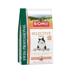 BIOMILL Swiss Professional Selective Salmon & Rice 2x10kg