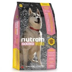 NUTRAM Sound Adult Dog Lamb 2x13,6kg