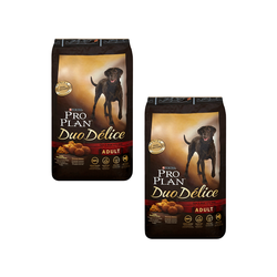 PURINA PRO PLAN Duo Delice Adult Beef & Rice 2x10kg