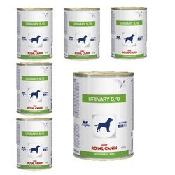 ROYAL CANIN Urinary - puszka 6x410g