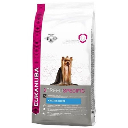 EUKANUBA Adult Yorkshire Terrier 1kg