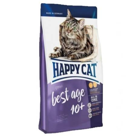HAPPY CAT Supreme Best Age 10+ 4kg
