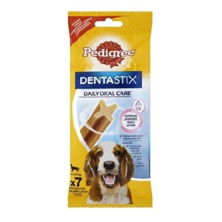 PEDIGREE Dentastix Medium 180g (7 szt.)