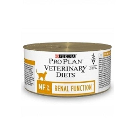 PURINA PRO PLAN VETERINARY DIETS NF Renal Function Formula Cat - puszka 195g