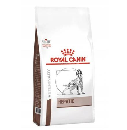 ROYAL CANIN Hepatic 6kg